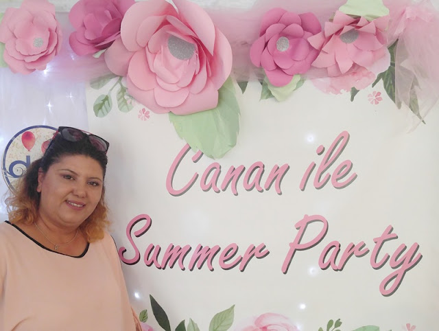 Canan ile Summer Party