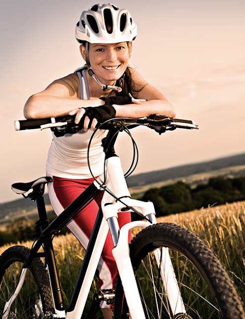 Best Exercises To Do To Reduce Stress And Anxiety - cycling