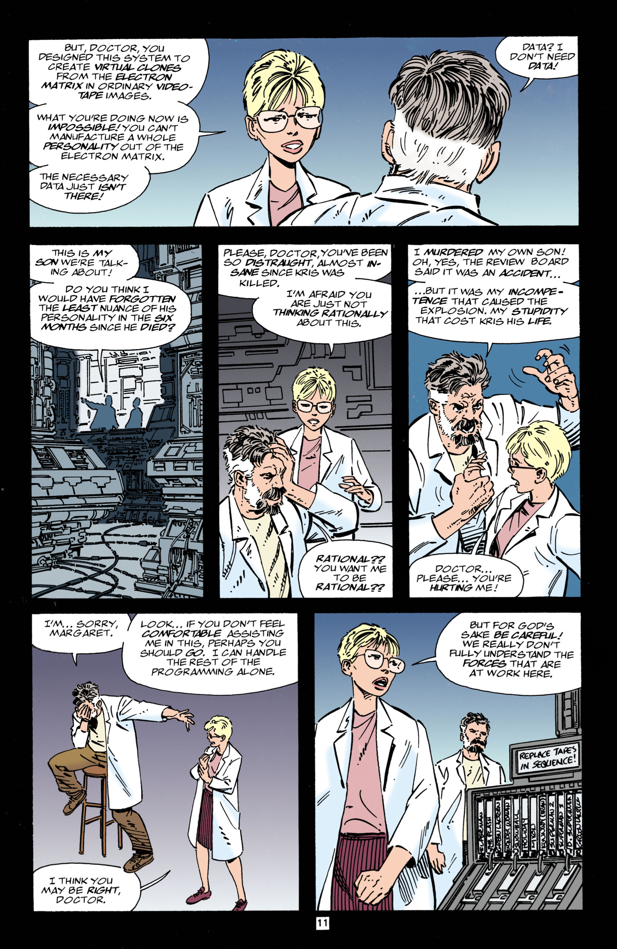 Read online Wonder Woman (1987) comic -  Issue #108 - 11