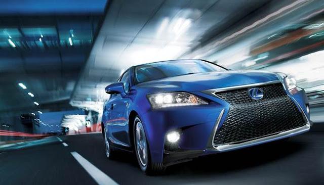 2016 Lexus CT200h F Sport Review