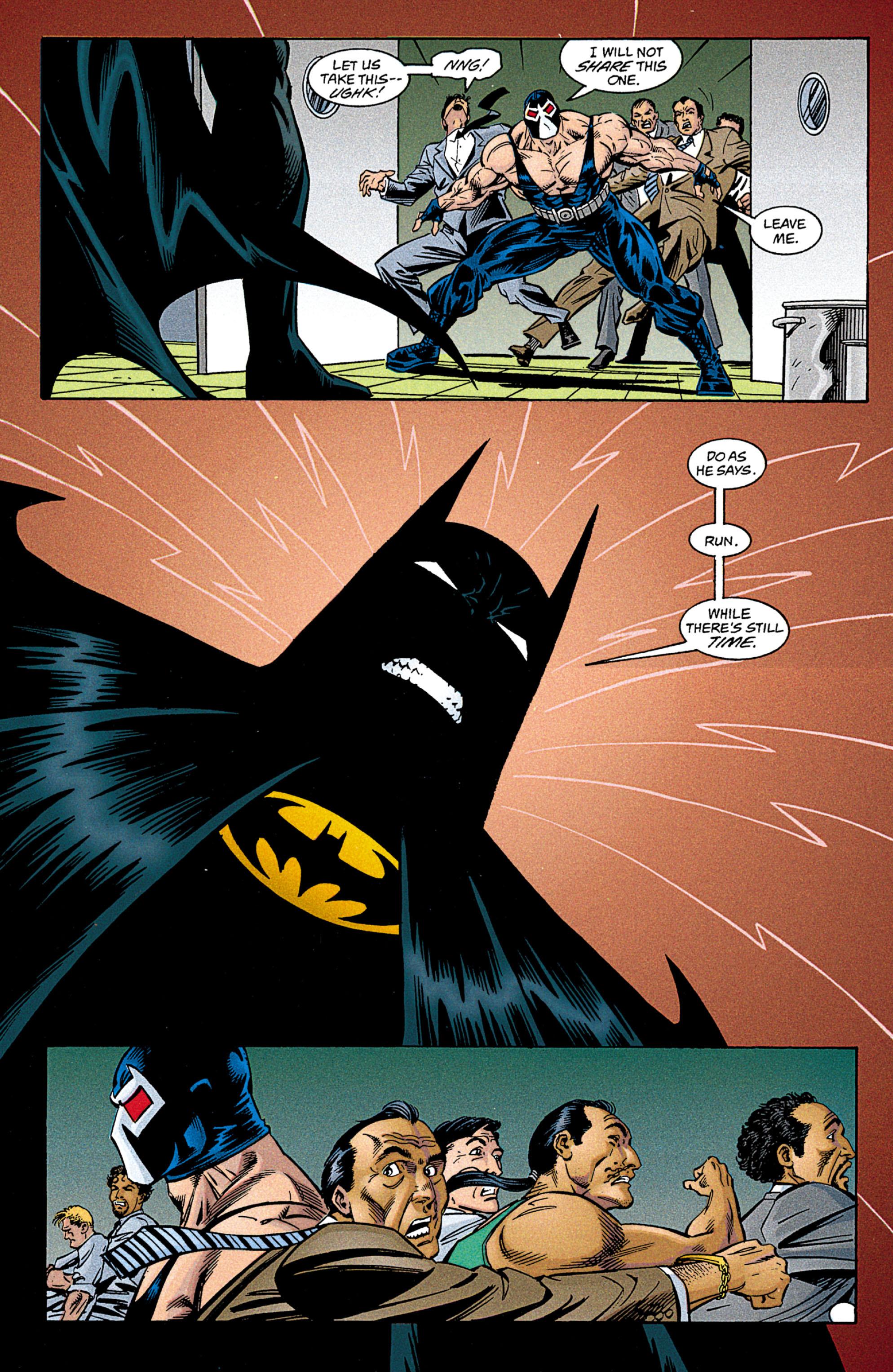 Detective Comics (1937) 701 Page 10