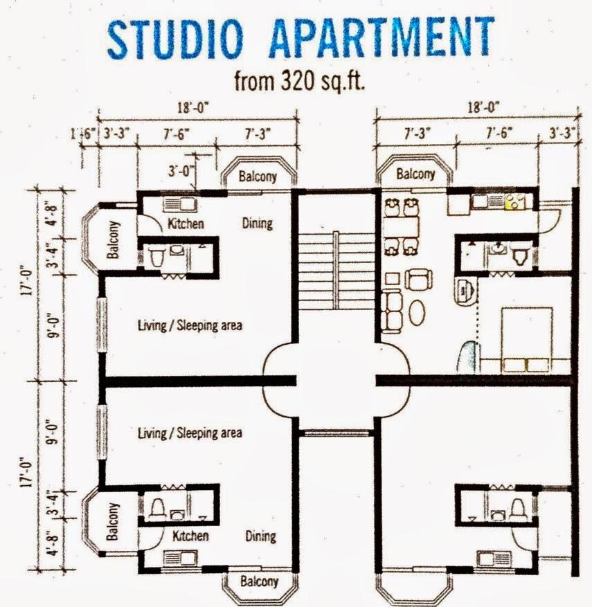 Studio Apartment Layouts  Joy Studio Design Gallery