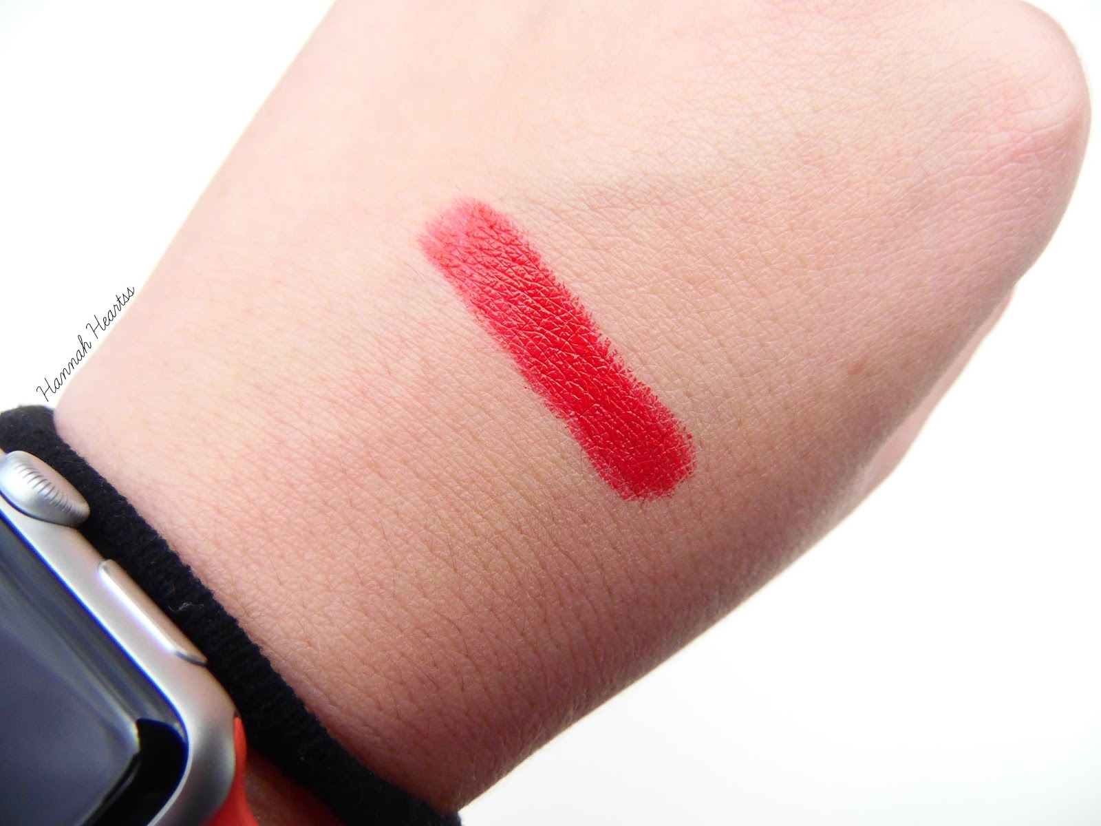 Yves Saint Laurent Rouge Pur Couture Lipstick 01 Swatch