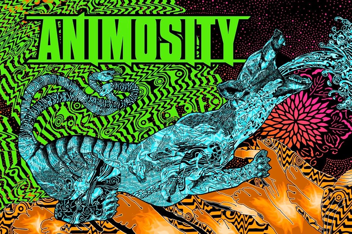 discografia de animosity