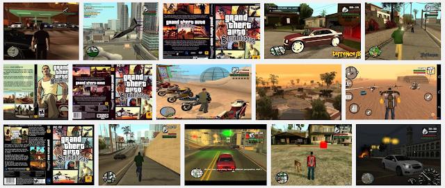 Download GTA San Andreas For PC Gratis Full Version