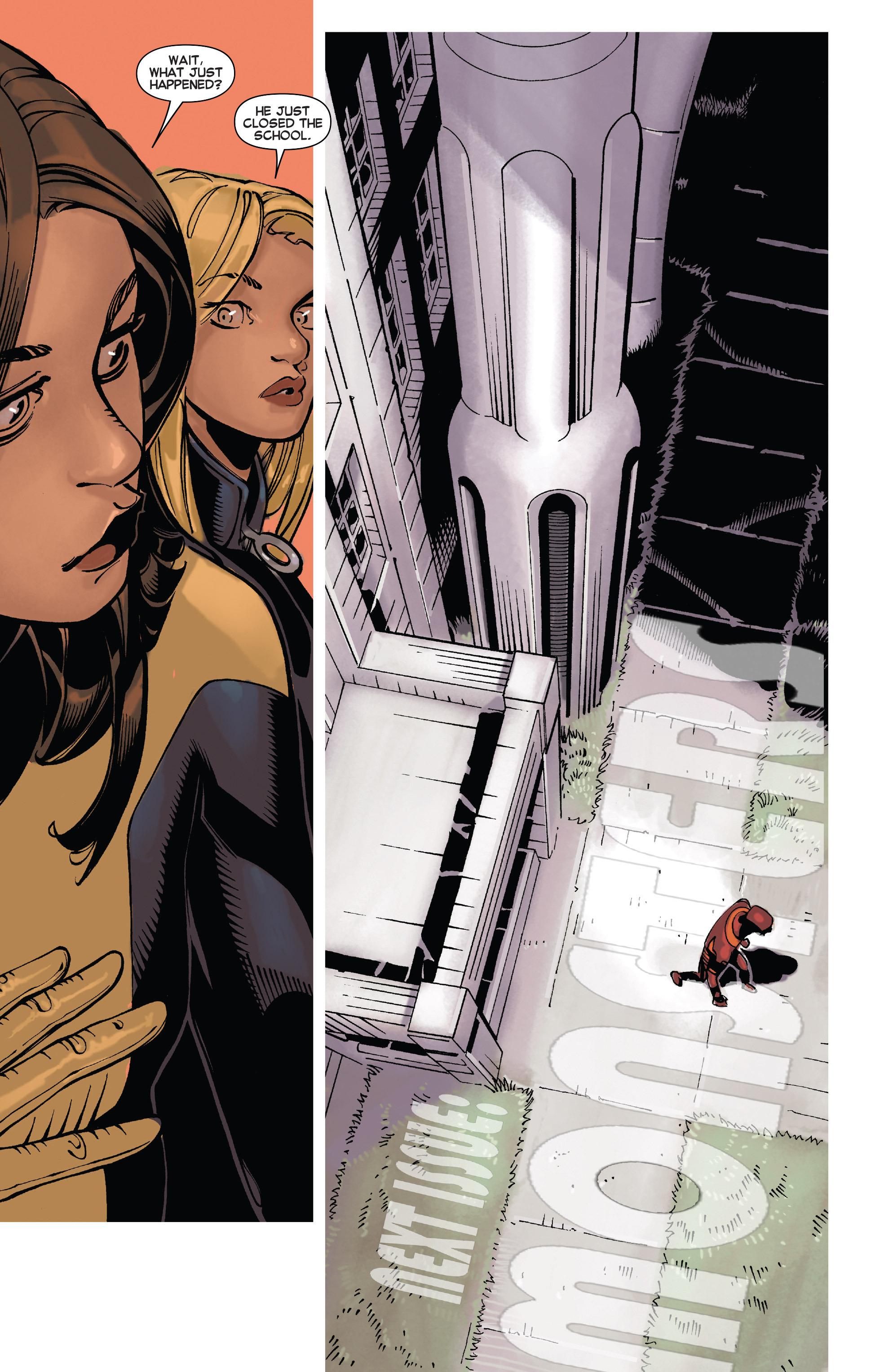 Read online Uncanny X-Men (2013) comic -  Issue #31 - 19
