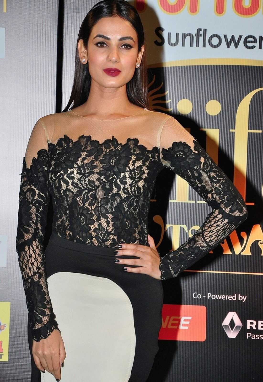 Sonal Chauhan Photos At Iifa Utsavam 2016