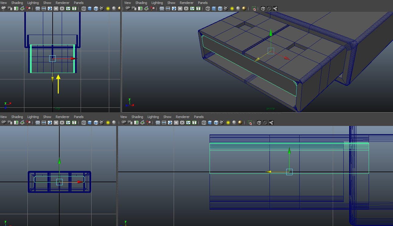 USB Modeling 22