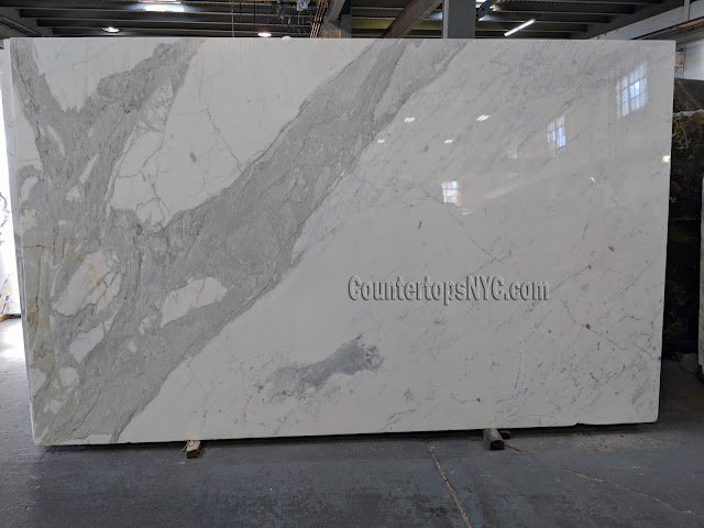 Calacatta Gold Natural Stone Marble Slabs