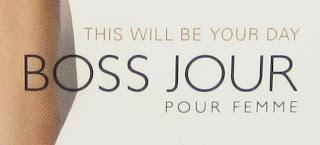 Hugo Boss • Boss Jour Pour Femme