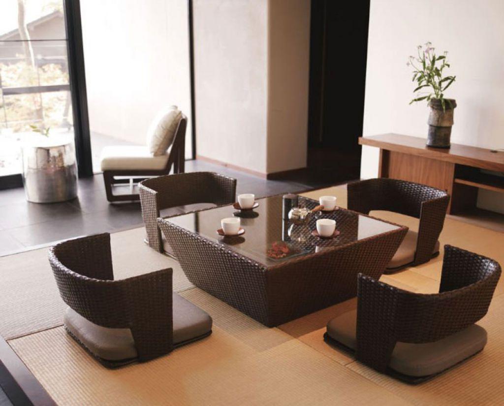 37 Desain Interior Ruang Tamu Minimalis Bergaya Jepang Rumahku Unik