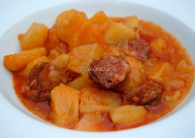 Patatas Serranas