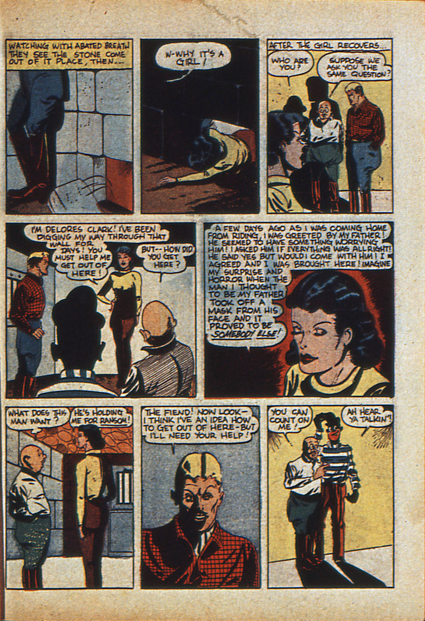 Read online Action Comics (1938) comic -  Issue #23 - 44