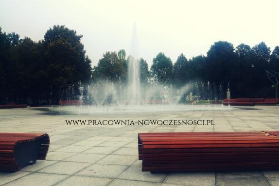 park w Warszawie
