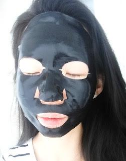 Mask selfie~