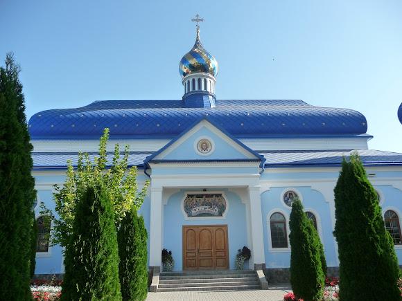 Банчены. Свято-Вознесенский монастырь. Трапезная