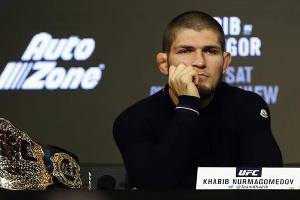 Siap Tinggalkan UFC, Khabib Balas Ajakan Rapper 50cent Gabung Bellator