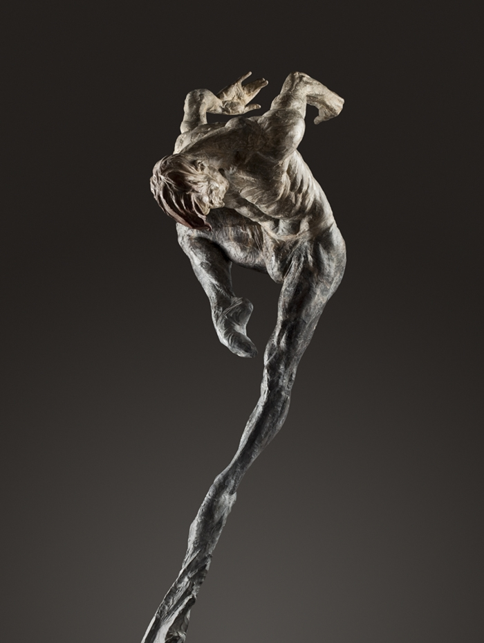 Richard MacDonald 1946 | American figurative sculptor