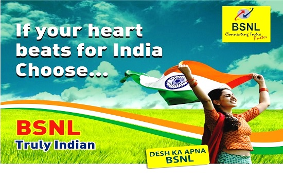 BSNL introduces unlimited any network voice offer STVs @ ₹99 for 26 days & ₹319 for 90 days