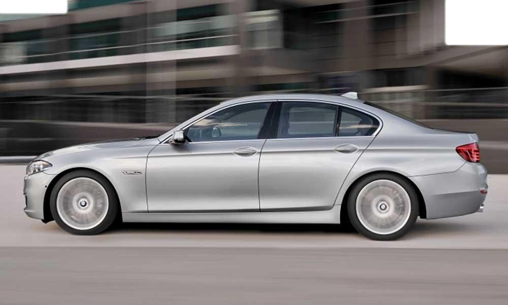 BMW 535i 2018