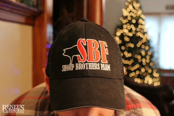 The Shoup Brothers Farm cap