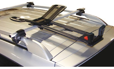 Seawing Saddle Style Car Rack Kayak Carrier With Weight