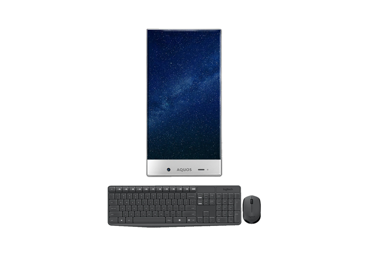Keyboard Combo Logitech MK235