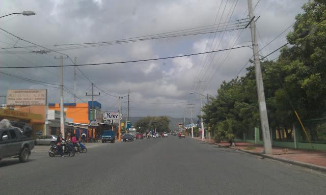 Calles de La Vega