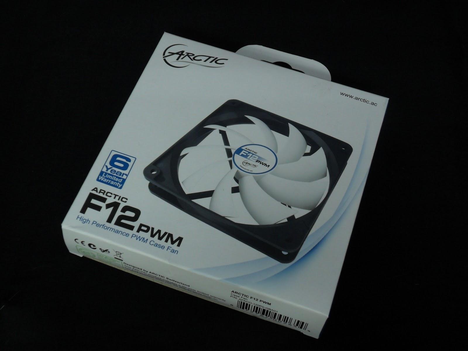 Unboxing & Review : BitFenix Spectre Pro LED 120mm 38