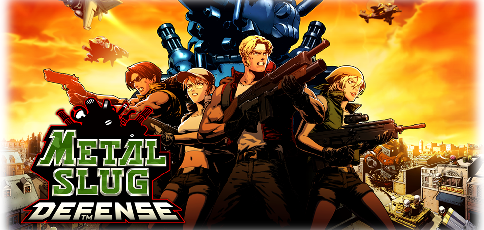 [Game_Ringan] Metal Slug Defense + Mod ~ ANDROID4STORE