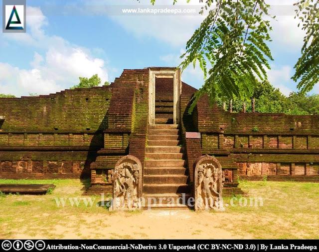 Menik Vehera, Polonnaruwa, Sri Lanka