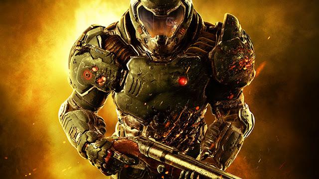 Doom Bethesda Hype Level Up