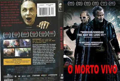 Filme O Morto Vivo DVD Capa