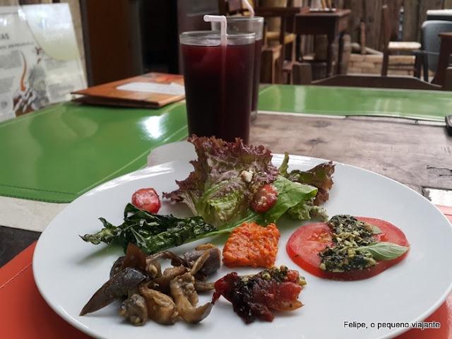 Ecoparque Sperry e restaurante Bêrga Mótta