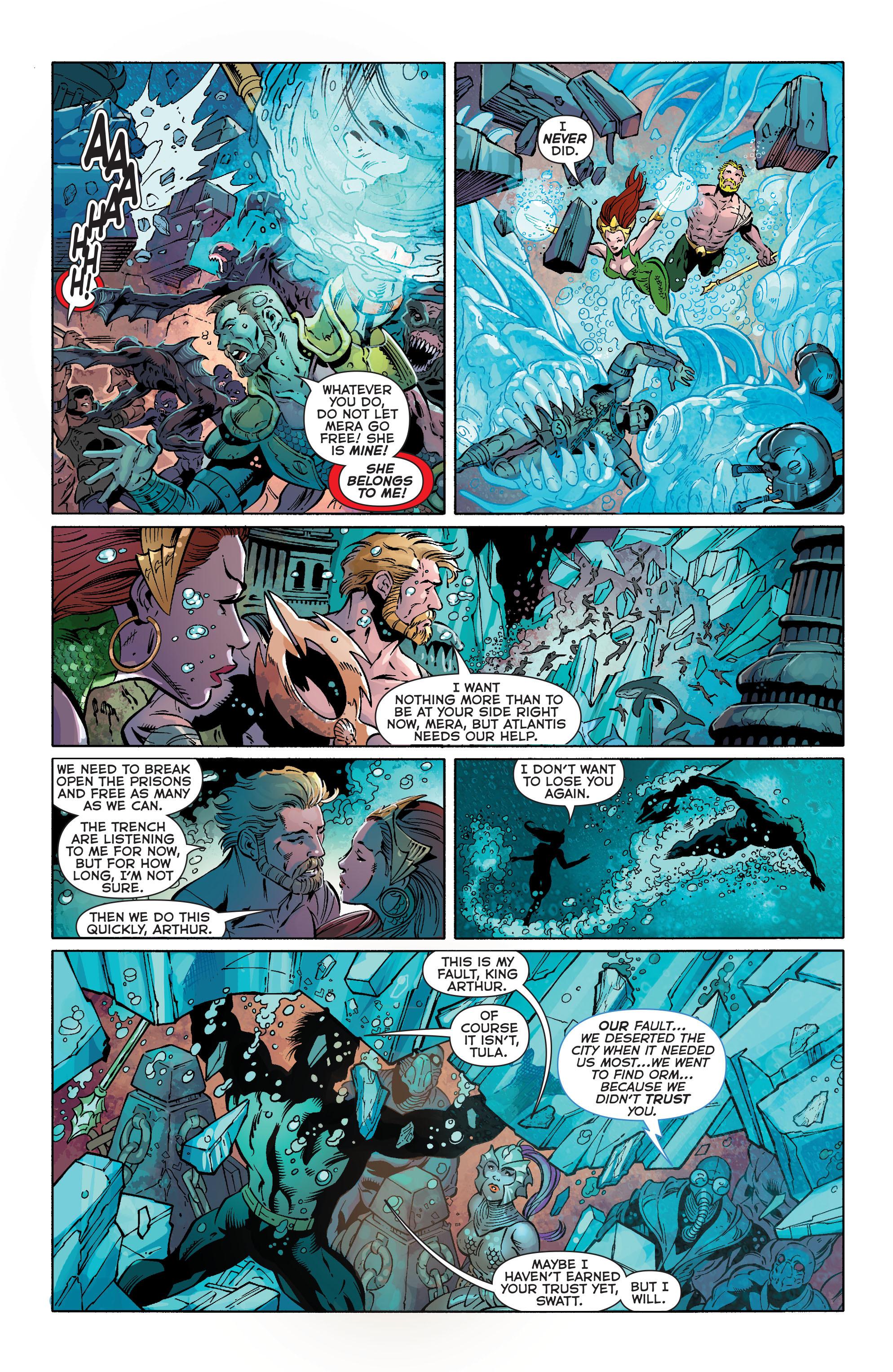 Read online Aquaman (2011) comic -  Issue #25 - 11