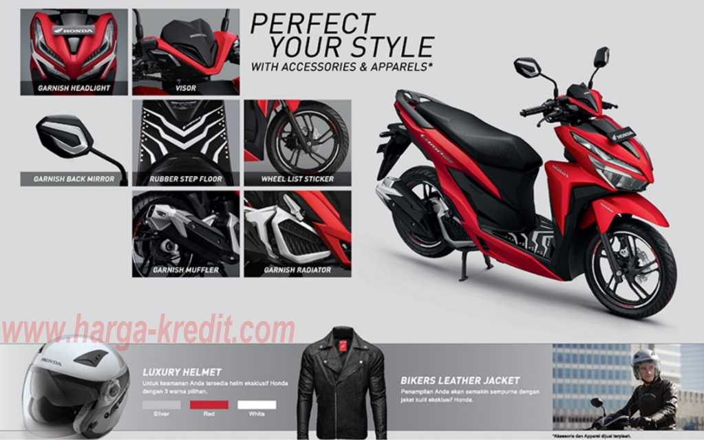 Dealer Kredit Motor Baru Yamaha Honda Khusus Jakarta Bogor