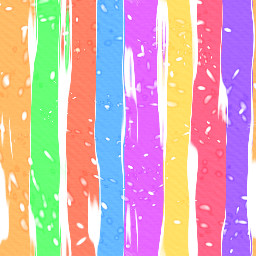 tiled background with colorful stripes