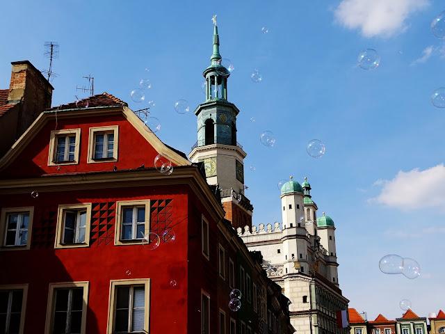 Zwiedzanie Poznania