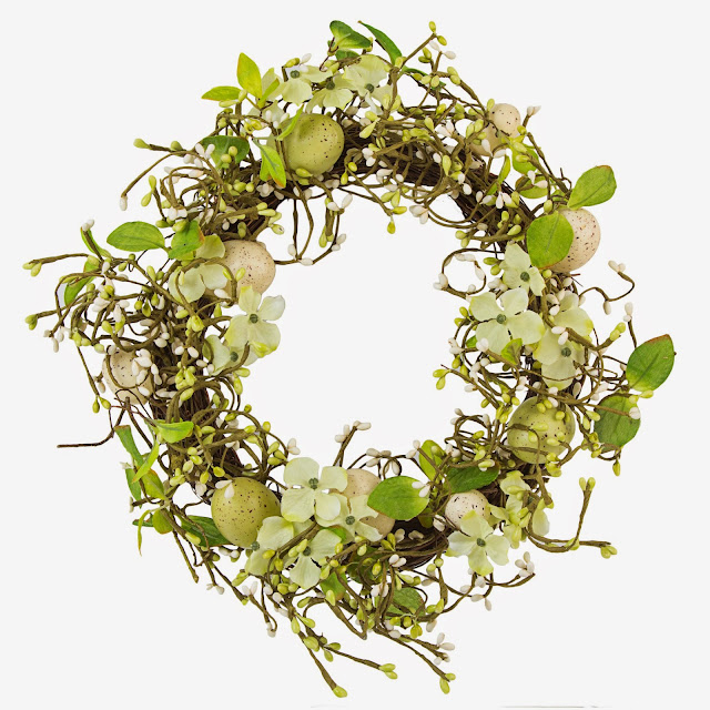 Being Tilly 39 S Mummy Easter Wreaths My Choice Of The