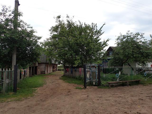 Wioski na Pojezierzu Szackim są zupełnie inne, niż w Polsce