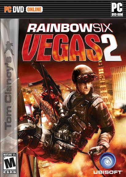 Rainbow Six Vegas 2 PC Full Español ISO