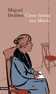 Cinco horas Mario Delibes