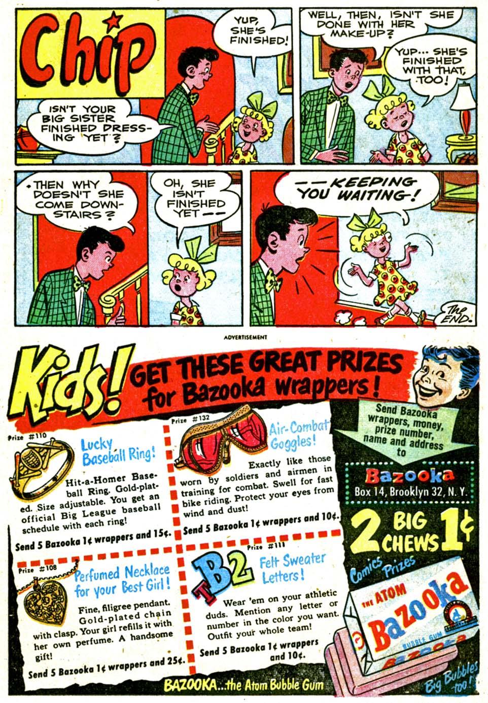 Read online Detective Comics (1937) comic -  Issue #162 - 26