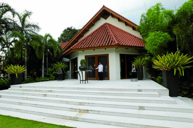 Duterte makes 'Bahay Pangarap' as official residence