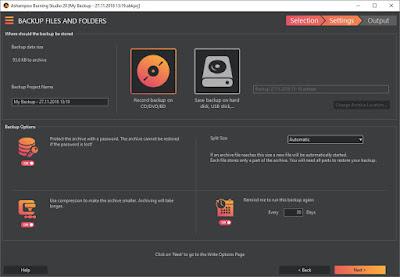 Ashampoo Burning Studio 20.0.3.3