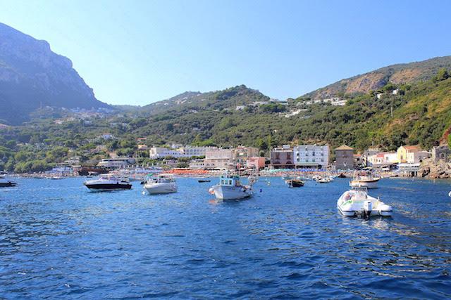 Nerano, Amalfi coast