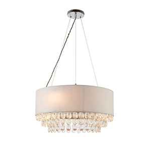 Luxury Amalea Ceiling Pendant built for glamour .