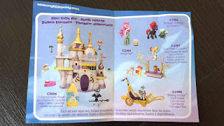 MLP The Movie Wave 21 Blind Bags Leaflet