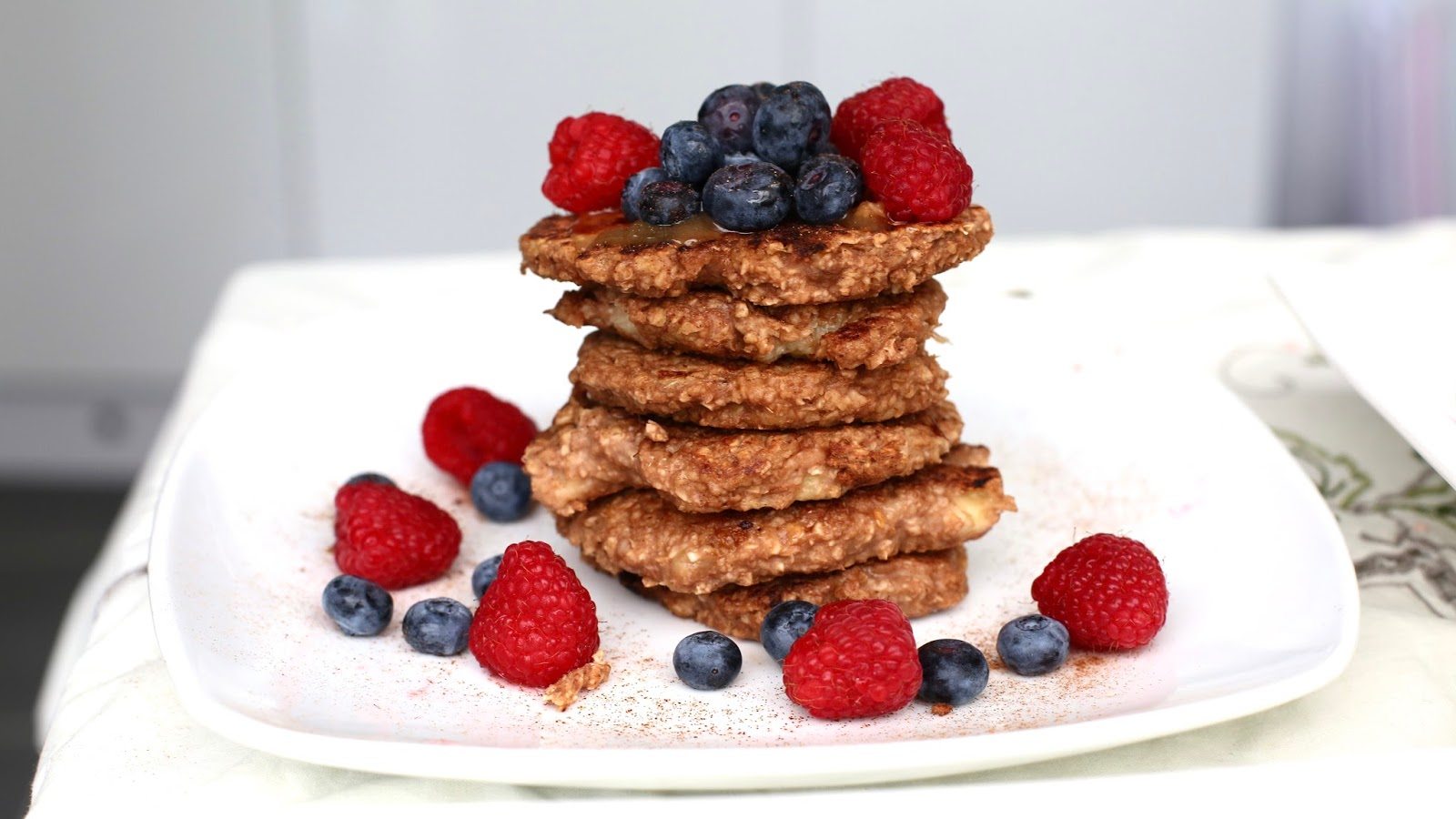 healthy pancake day recipe