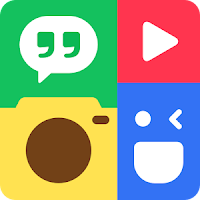 Collage Maker is a collage photo app that will help you combine multiple photos from andr Photo Grid - Collage Maker Premium v6.3.7 Apk Terbaru